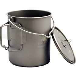 Titanium 750 ml Pot with Bail Handle