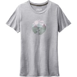 Merino Sport 150 Sunset Stream Tee Women