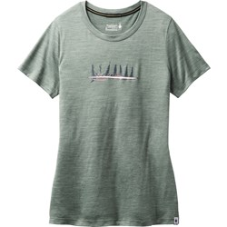 Merino Sport 150 Camping With Friends Tee Women