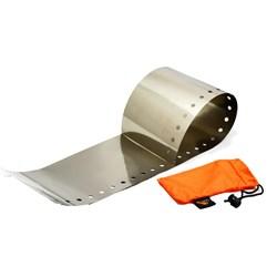 Titanium Windscreen