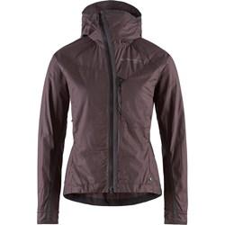 Ansur Hooded Wind Jacket Women
