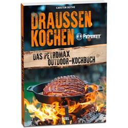 The Petromax Outdoor Cookbook, German