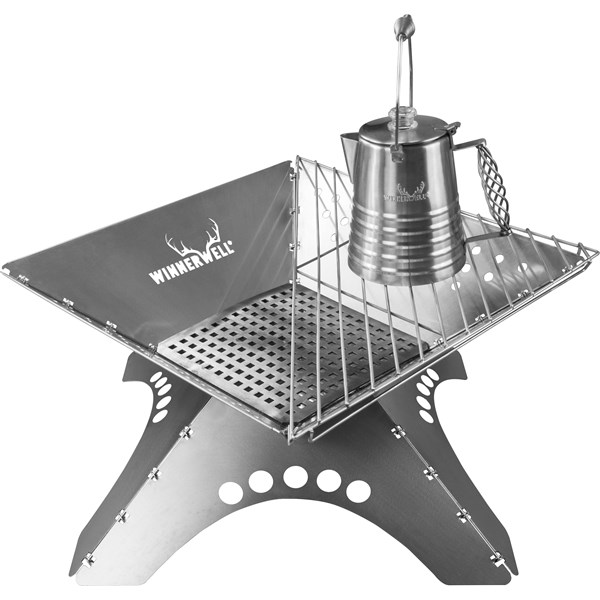Grate for X-Large Flat Firepit