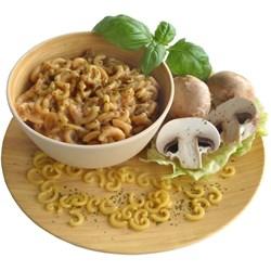 Beef, Noodles & Mushrooms, double