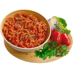 Spaghetti Bolognese with Beef, double