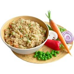 Couscous Vegetarian, double