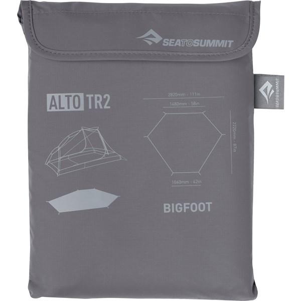 Alto TR2 Bigfoot Footprint