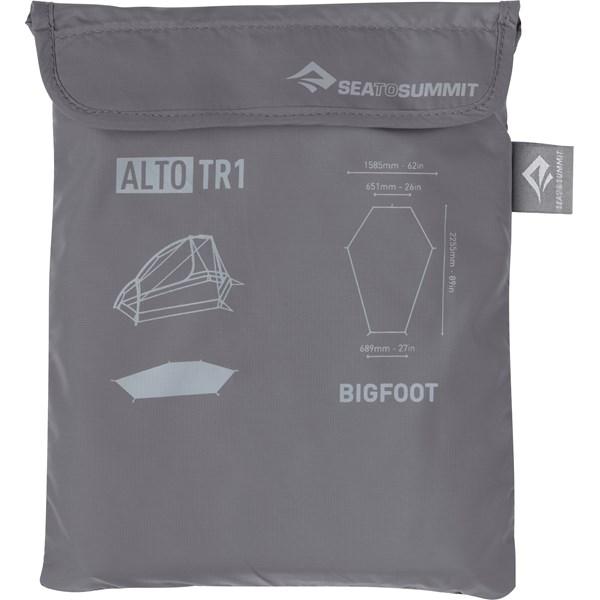 Alto TR1 Bigfoot Footprint