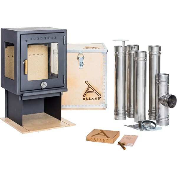 Classic Stove with Special Flue Kit