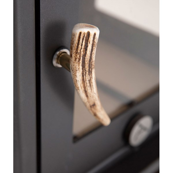 Exclusive Antler Handles for Stoves