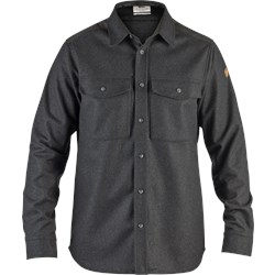 Övik Re-Wool Shirt LS