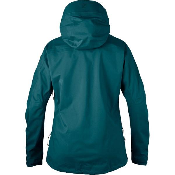 Keb Eco Shell Jacket Women Fjällräven | Prismatch, Køb nu!