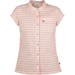 Övik Seersucker Shirt CS Women