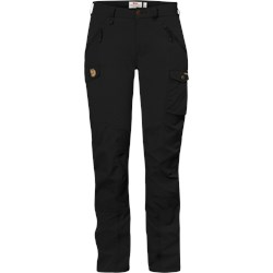 Nikka Trousers Curved Women