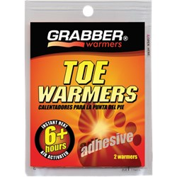 Toe Warmer 2 pcs