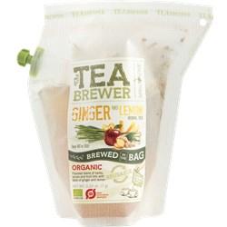 Ginger and Lemon, Herbal Tea